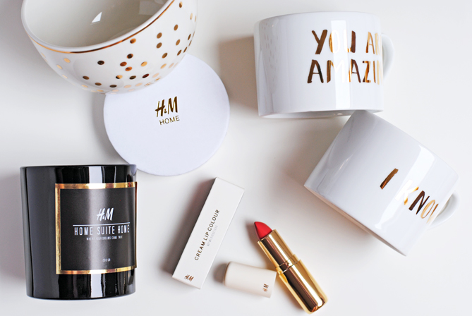 H&M Home Beauty Haul