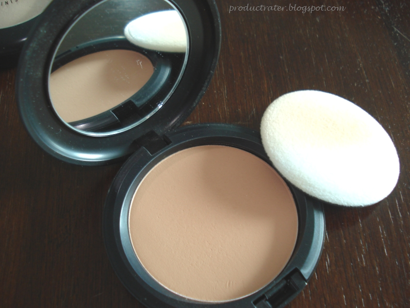 productrater review mac studio careblend pressed powder