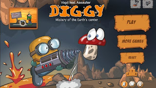 Free Games - Diggy