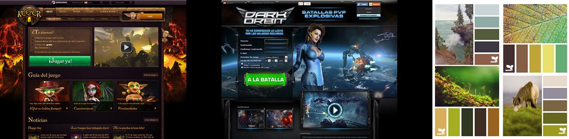 fusin de otros juegos webs como dark orbit y goblin keeper aqui una idea de lo que se va a lograr claro dentro de nuestro poder en diseo