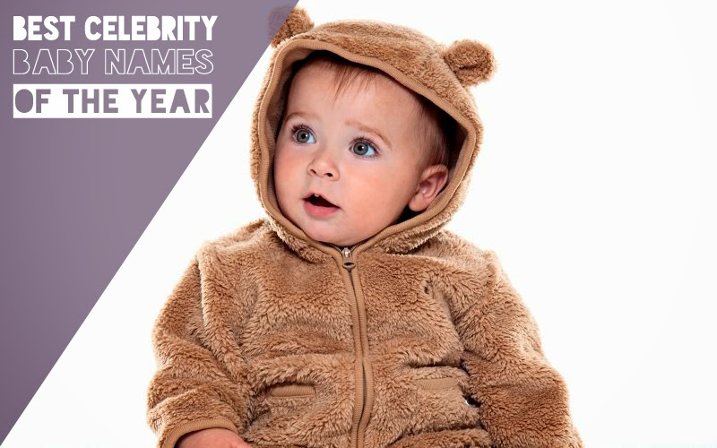 Best Celebrity Baby Names of the Year