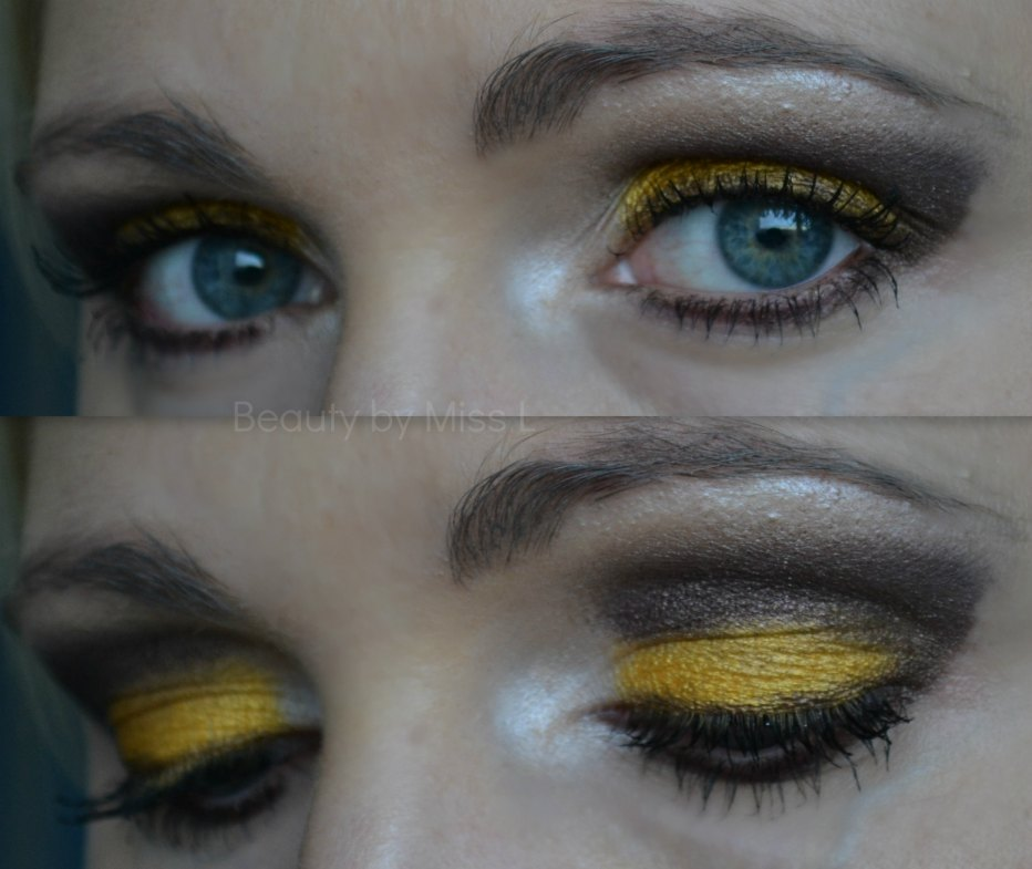 Vivo Cosmetics, Oriflame, MUA Makeup Academy, EOTD, eyes of the day