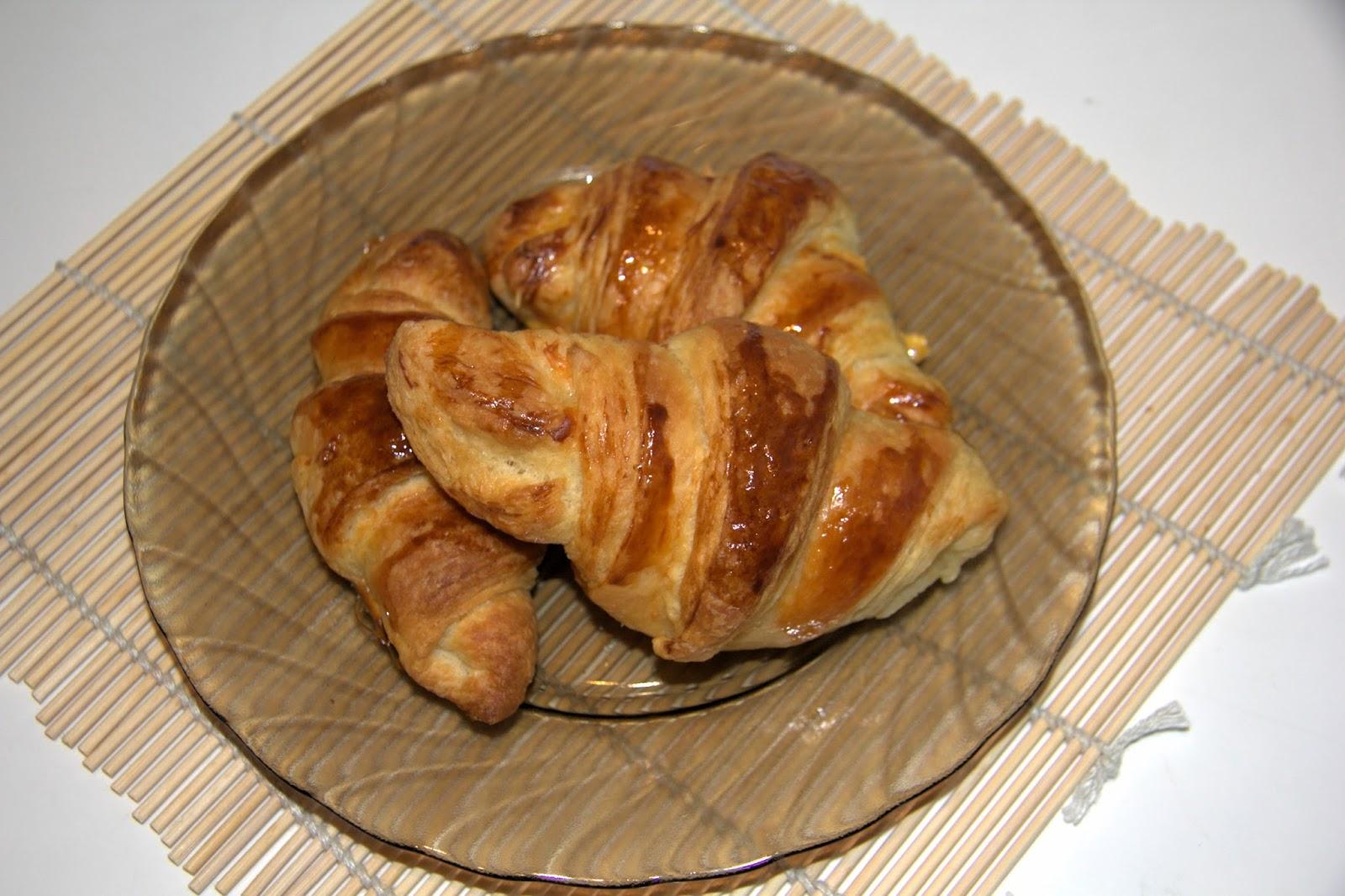 Дрожжевое слоеное тесто для круассанов пошаговый рецепт