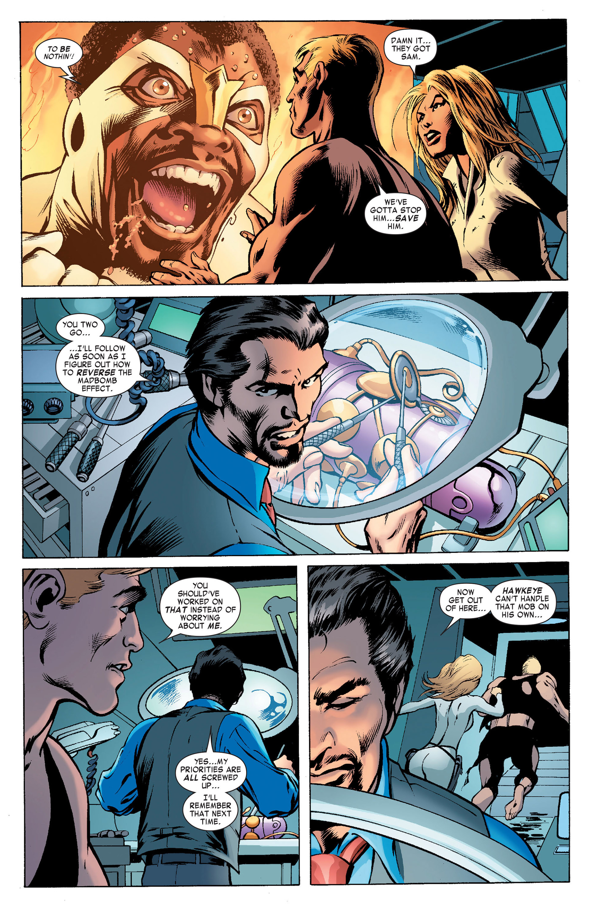 Captain America (2011) Issue #10 #10 - English 8