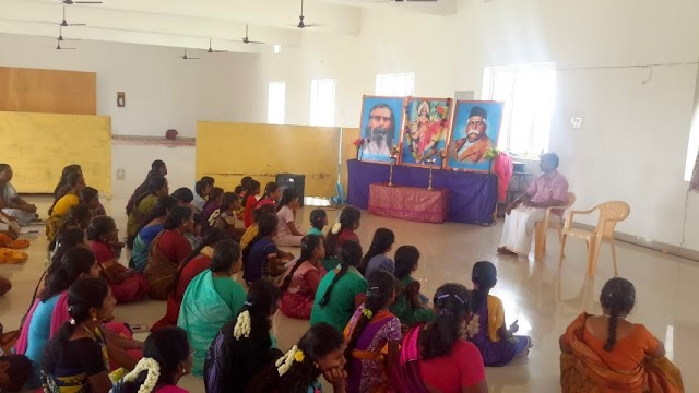 Hindu Munnani training camp in Tamilnadu concludes
