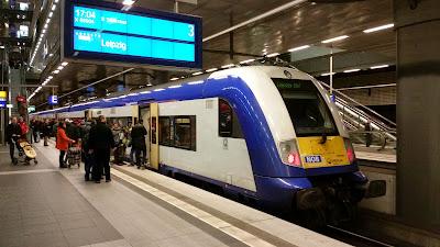 Bahnverkehr: Abschied vom Fernzug InterConnex Leipzig – Berlin – Rostock – Warnemünde
