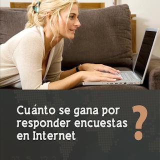 Cuánto se gana por responder encuestas en Internet