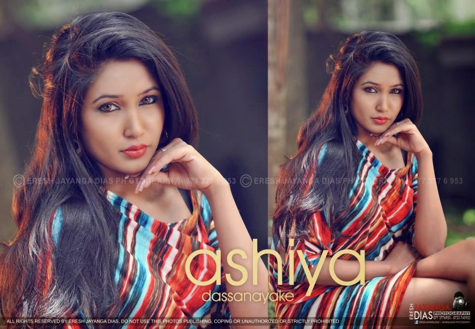 Ashiya Dassanayake hot