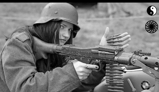 MG 34  Άλλη μια τεχνολογία που πήραν απο την γερμάνια (αρια φυλή) ο προγονός όλων των πολυβόλων