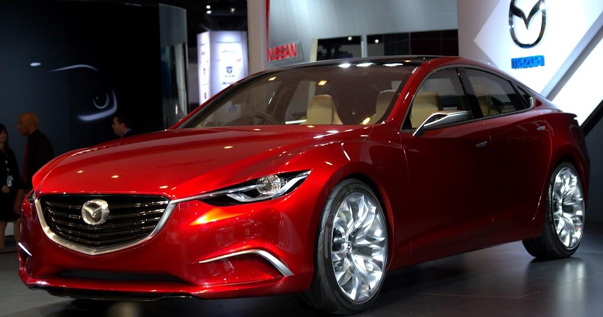 Sophisticated Cars Mazda 6 2014