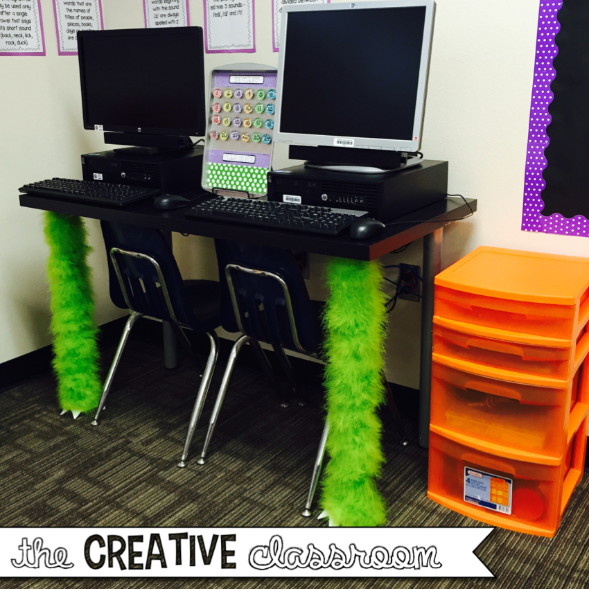 Monster Classroom Decor ~ Monster theme classroom reveal the creative