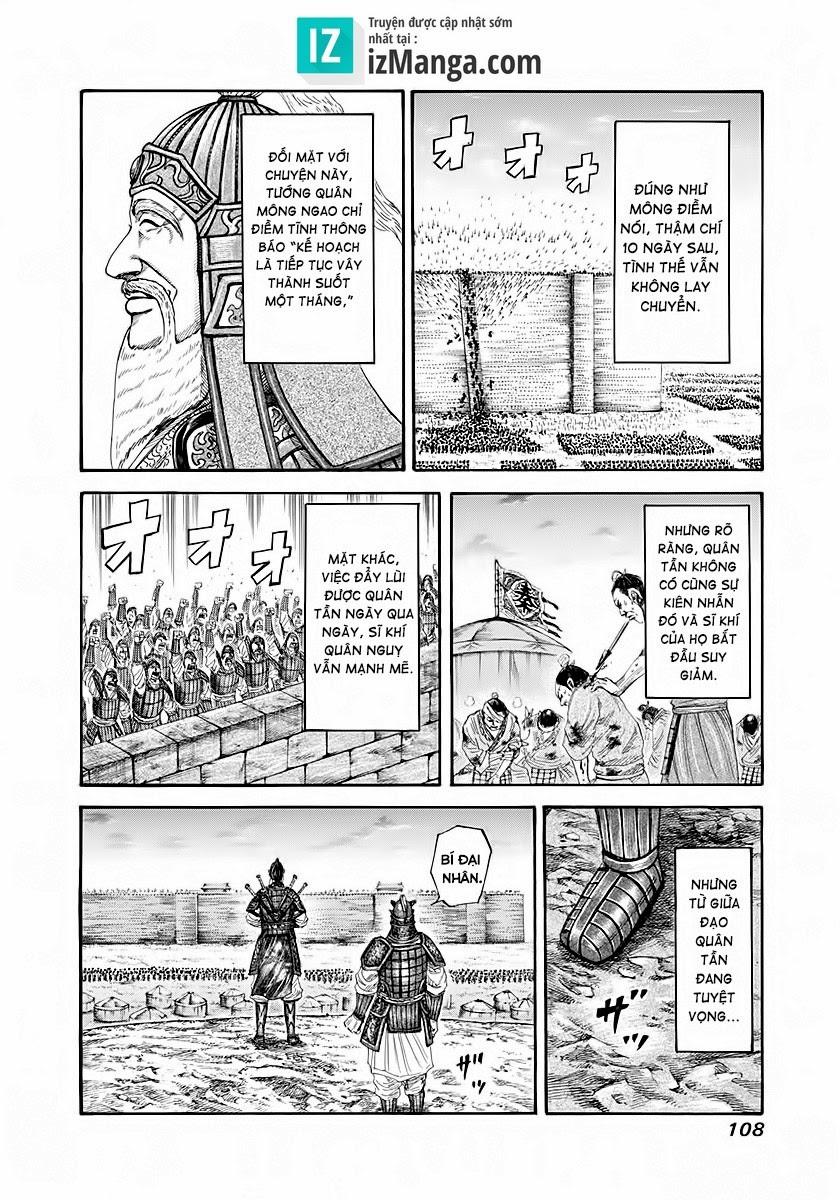 Kingdom - Vương Giả Thiên Hạ Chapter 190 page 11 - IZTruyenTranh.com