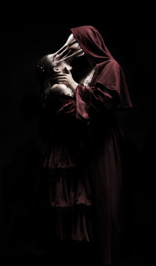 Stefano Bonazzi fotografia photoshop surreal sombrio pesadelos