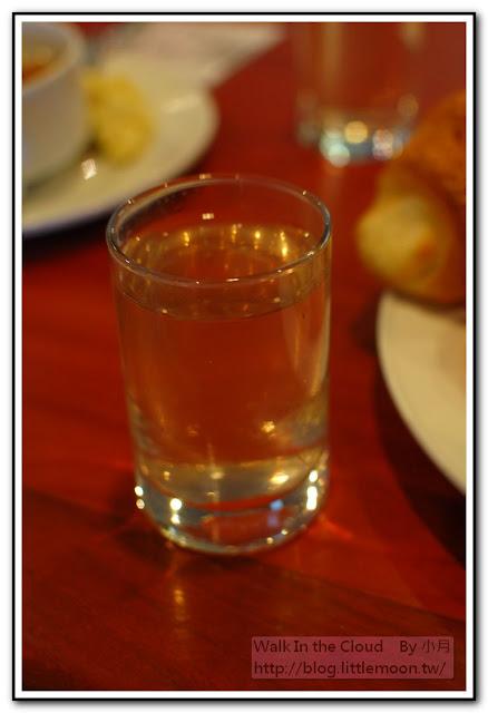 航海家餐廳蘋果汁