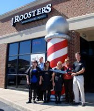 Roosters Celebrates Grand Opening