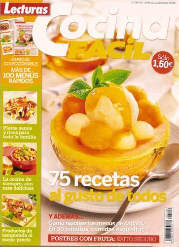 Sesentayseis66 revista cocina f cil n 30 - Videos cocina facil ...