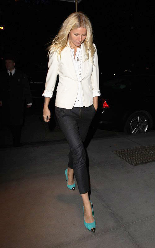 GWYNETH PALTROW get the look