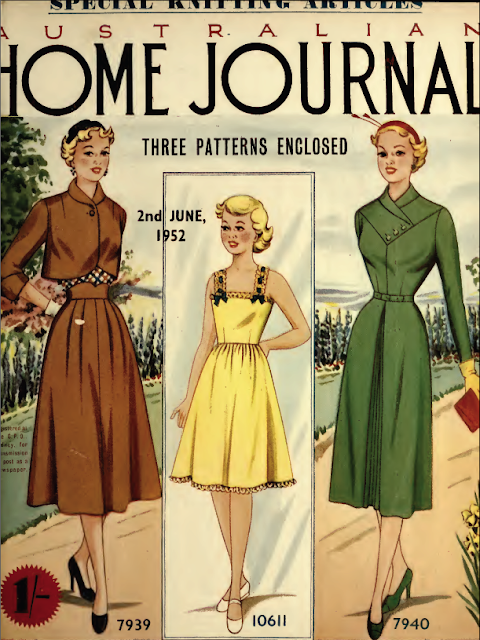 Australian Home Journal 2nd June 1952