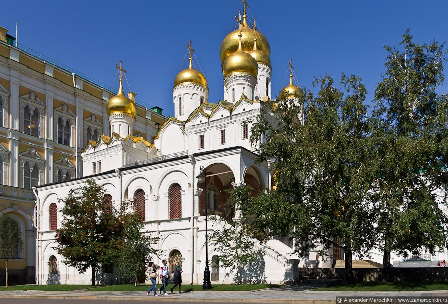 Благовещенский собор | The Annunciation Cathedral