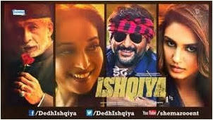 Dedh Ishqiya (2014) Full Movie Songs Download in HD Mp4