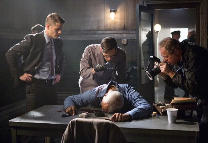 Gotham - Episode 1.13 - 1.14 - Promotional Photos