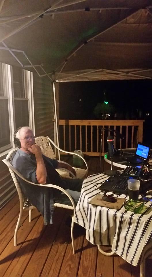 Grits Radio Remote test