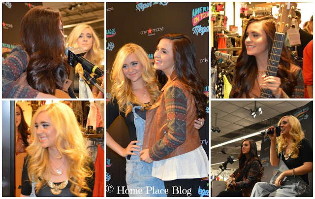 Macy's - American Rag Tour - Megan and Liz