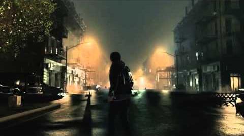 Silent Hills trailer city
