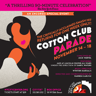 Cotton Club Parade: A Celebration of the Music of Duke Ellington Made an Encore Return to City Center for a 6-Show Run