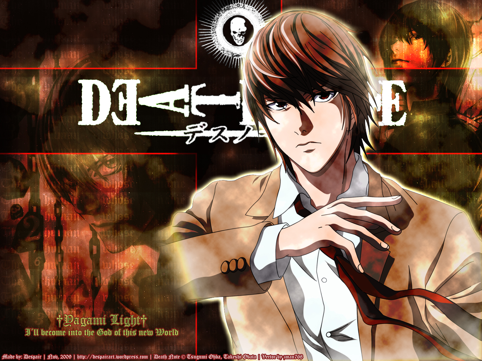 Wallpapers HD: Death Note Wallpapers HD