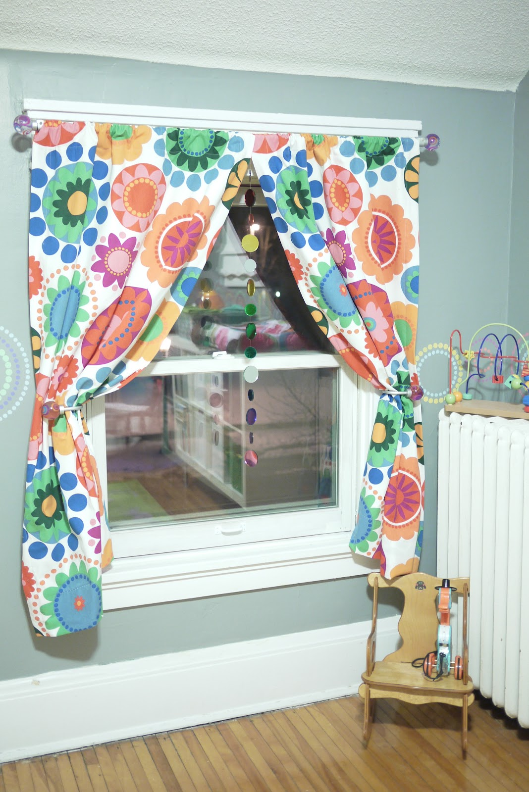 Spilt Milk: Nursery Evolution: Windows