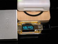 消費電力を測定