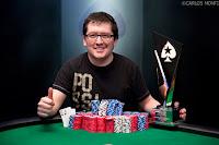 patricio rojas gana winner latin american poker tour peru