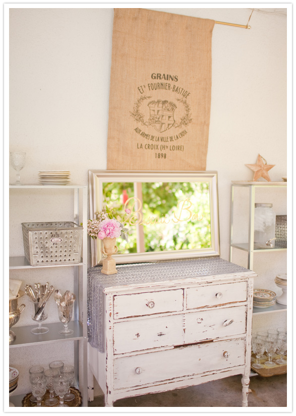 juneberry lane a sparkly vintage dream of a baby shower