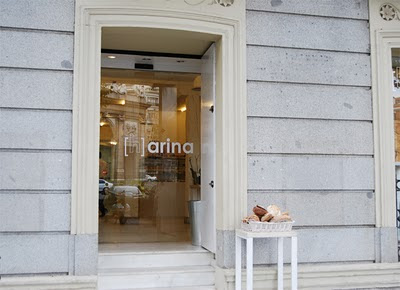 El diario de frankie pan de lujo - Harina puerta de alcala ...