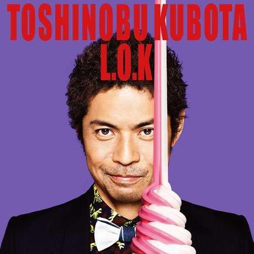 [MUSIC] 久保田利伸 – L.O.K/Toshinobu Kubota – L.O.K (2015.03.18/MP3/RAR)