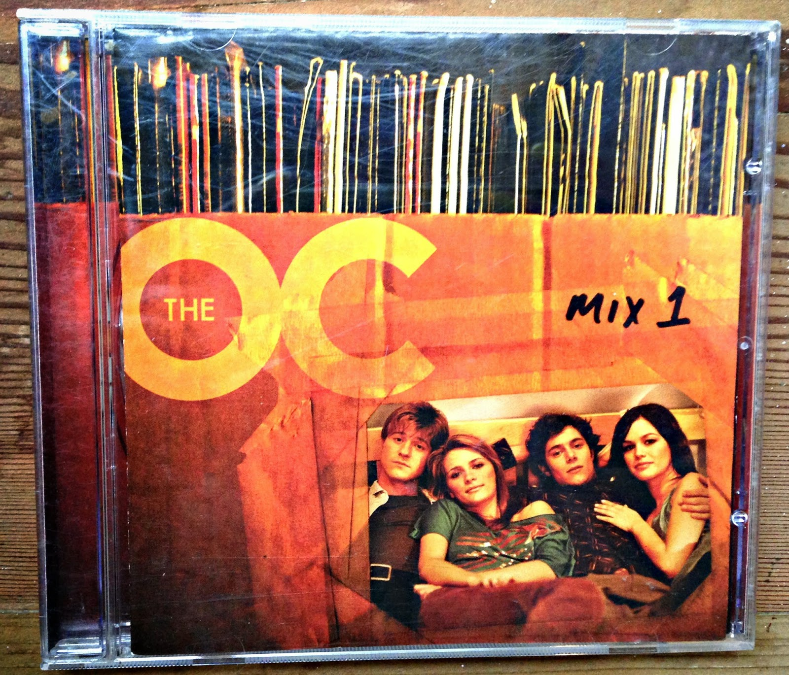 The OC Mix 1 Album