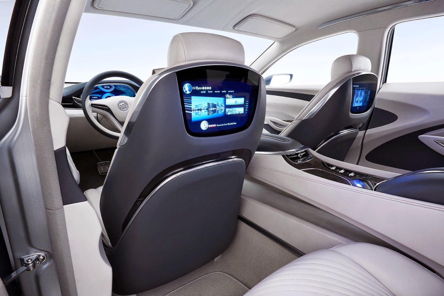 Meet the 2015 Buick Avenir Concept Vehicle