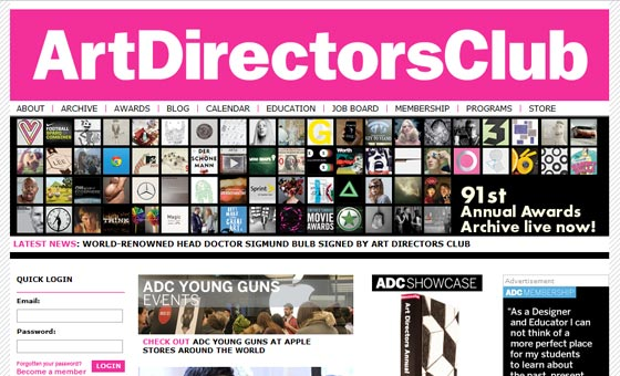 The Art Directors Club