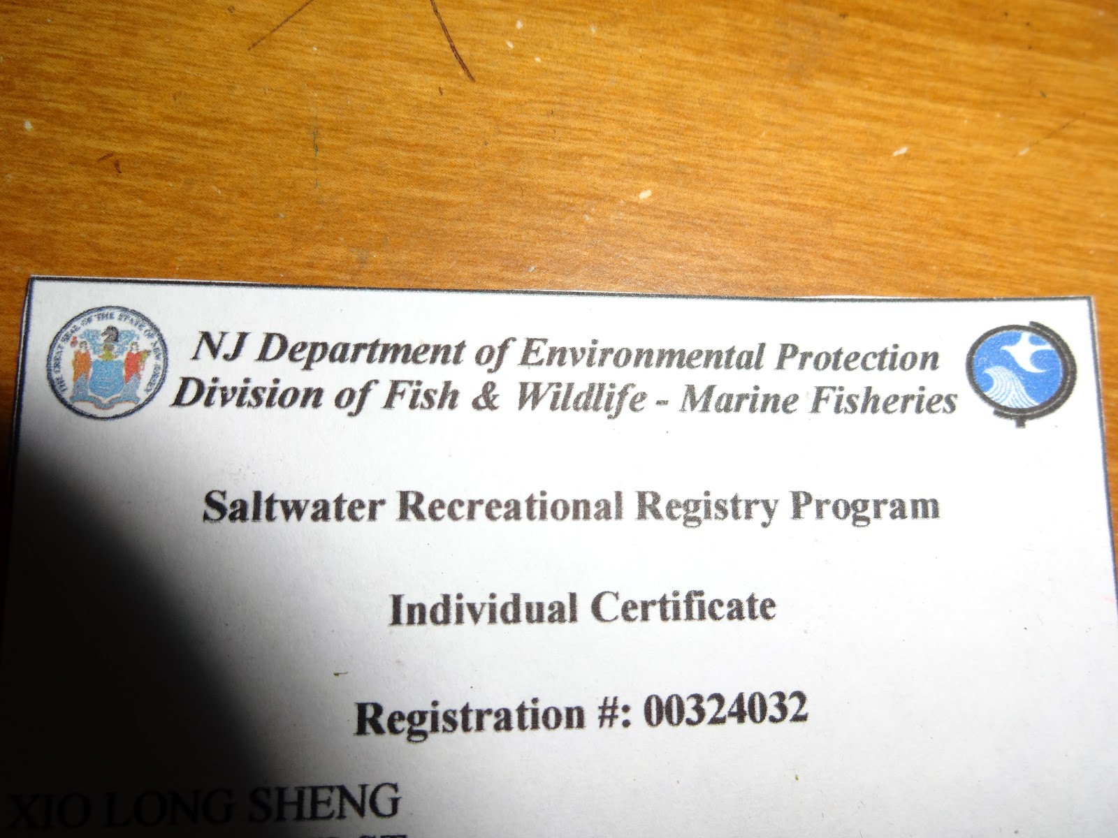 Uautorrent blog for Md fishing license