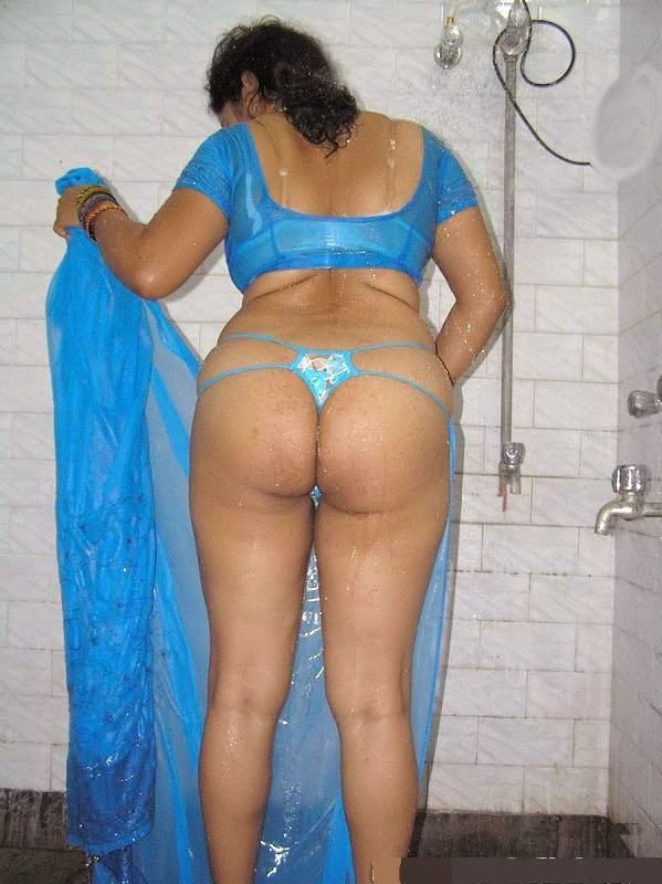 Desi Girls and Bhabhi Nude Pictures: Desi Curvy Butts #2