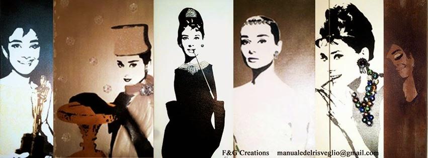 F&G - Fausto Novelli & Giusy Steri Creations su IoARTE
