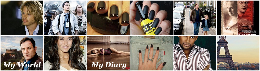 My World - My Diary