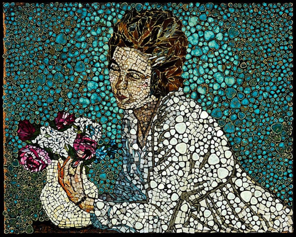 Картины мозаики своими руками