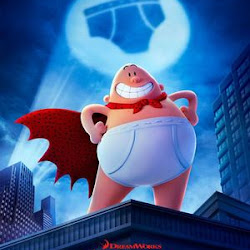Poster Captain Underpants: The First Epic Movie 2017