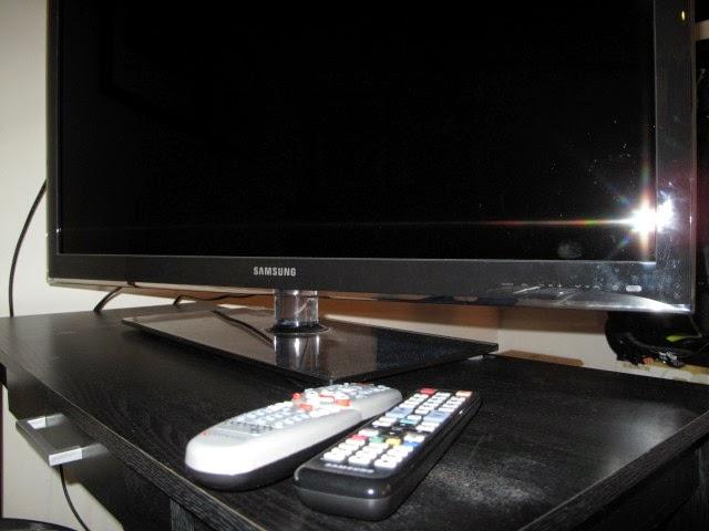 Tại sao tivi samsung không lên hình?