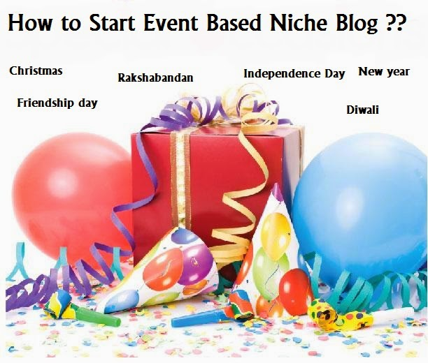 Tutorial-to-start-event-based-niche-blog