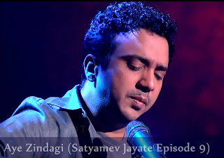 Ram Sampath performing at Satyamev Jayate