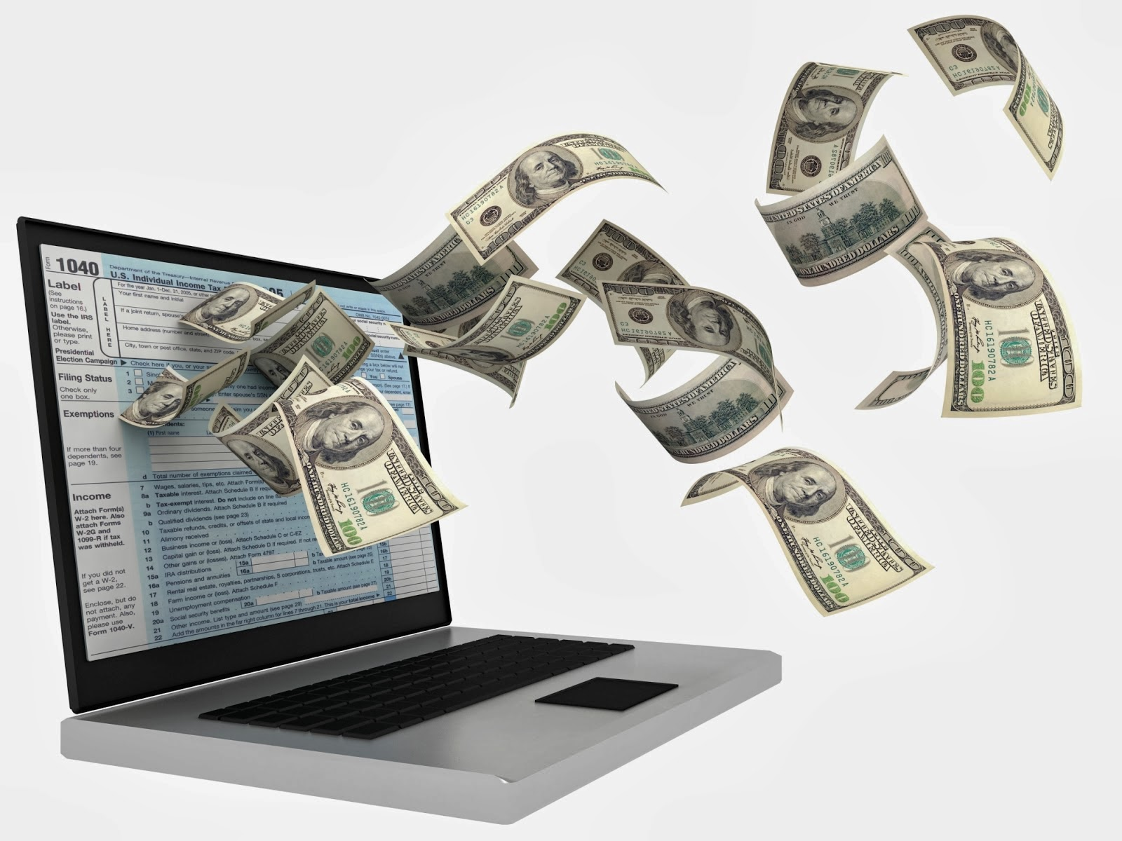 Tax Refund Faster