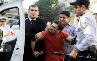 ani margaryan blog azerbaijan protest baku amnesty international